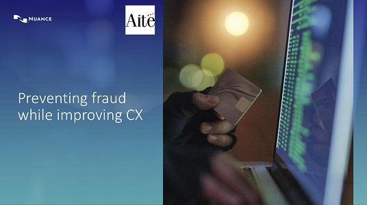 Preventing fraud while improving CX webinar thumbnail