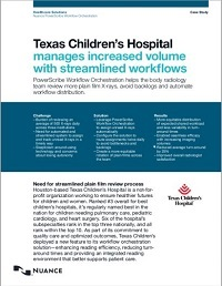 Texas Children's Hospital Case Study image