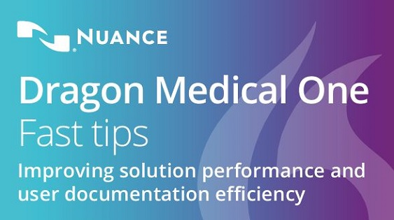 Dragon Medical One Fast Tips Thumbnail
