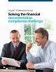 Solving the financial documentation challenge