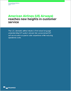 American Airlines case study icon