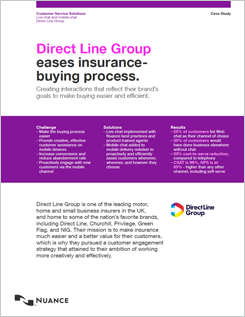 Direct Line Group case study