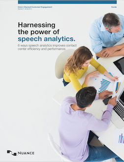 Harnessing the Power of Speech Analytics image