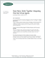 Forrester Research : Good Alone, Better Together: Integrating Chat And Virtual Agents
