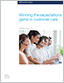 McKinsey : Winning the expectations game in customer care