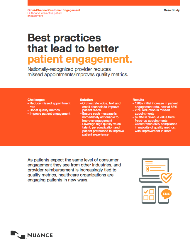 Better Patient Engagement