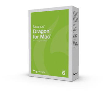 Dragon Professional Individual Mac v6