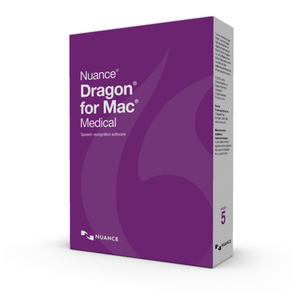 Dragon Medical for Mac
