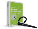 Dragon Professional Individual for Mac, v6 Wireless