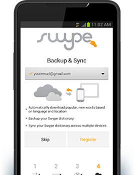 Swype for Android | Nuance UK