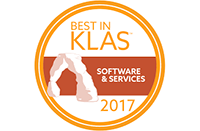 Best in KLAS software & services 2017