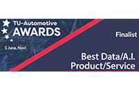 TU-Automotive Best Data/AI product & service