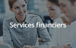 Services financiers