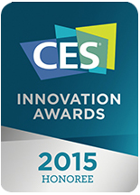 CES Innovation Awards 2015 Preisträger